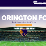 Orington have a brand new website
